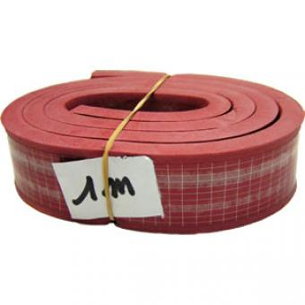 1 Bande de mousse rouge MILORD MR® 1 mL x 30 mm x 9 mm