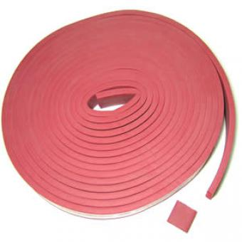 1 Rouleau de mousse rouge MILORD MR® 10 mL x 30 mm x 9 mm