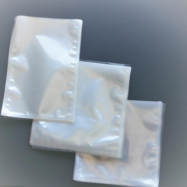 Namgiy 100 pcs Sacs Sous Vide en Aluminium PE de Qualit/é Alimentaire Sac de Conservation pour Micro-onde R/éfrig/érateur