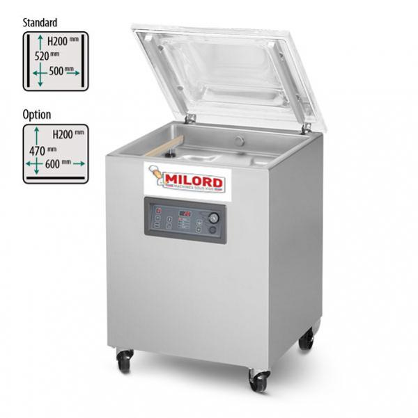 Machine sous vide ALPES MARITIMES (hors options)